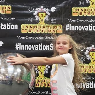 photo of innovation station