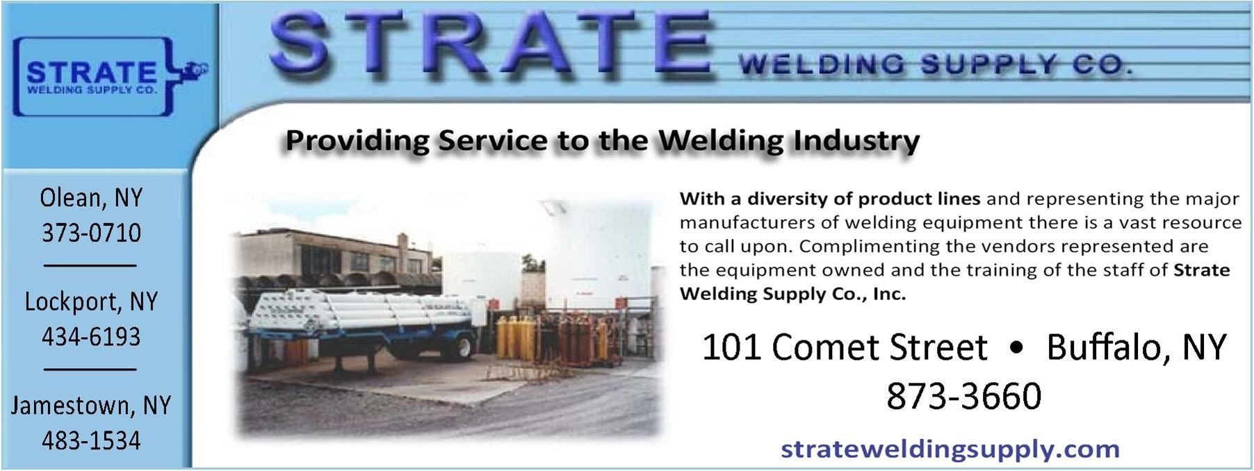 Strate Welding Supply