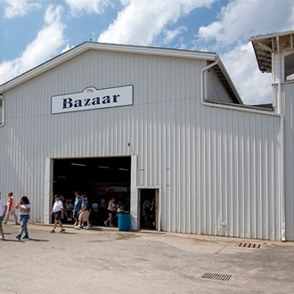 Photo of Bazaar Building