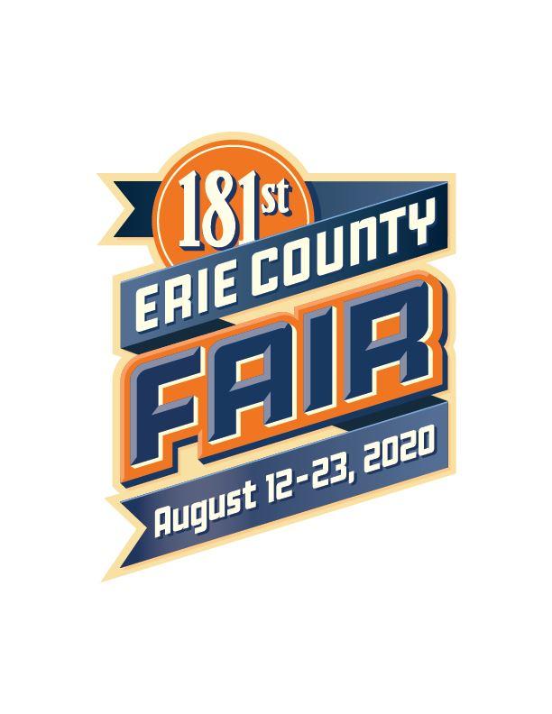 181th Erie County Fair Logo