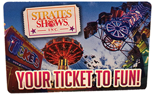 James E. Strates Fun Card Image
