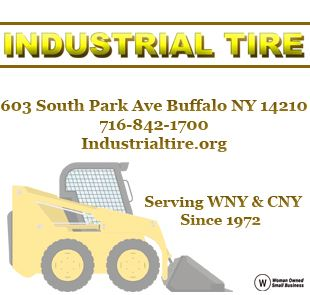 Industrial Tire 603 South Park Ave Buffalo, NY 14210 716-842-1700 Industrialtire.org
