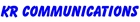 KR Communications Logo