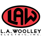 L.A. Woolley Logo