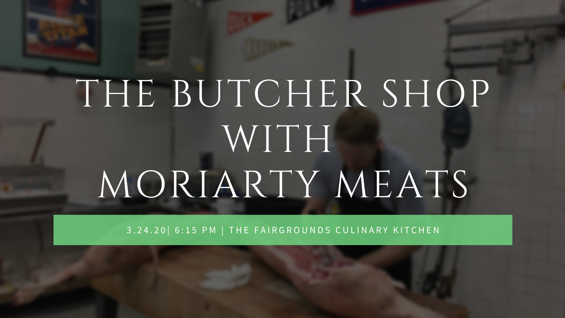 The Butcher Show Adult Ag Class