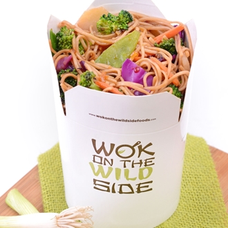 Photo of Soba Noodle Stir-Fry