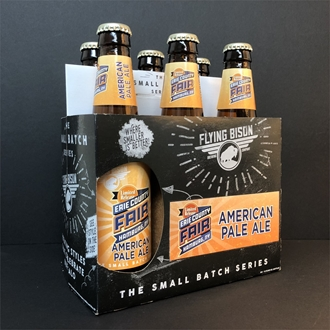 Image of the Erie County Fair beer 6 pack