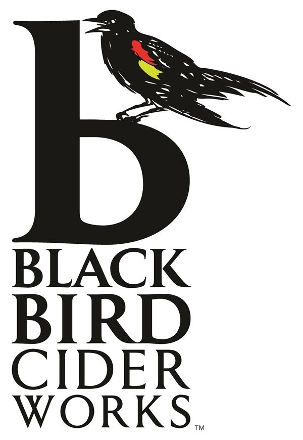 blackbird cider works logo