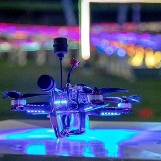 photo of drone
