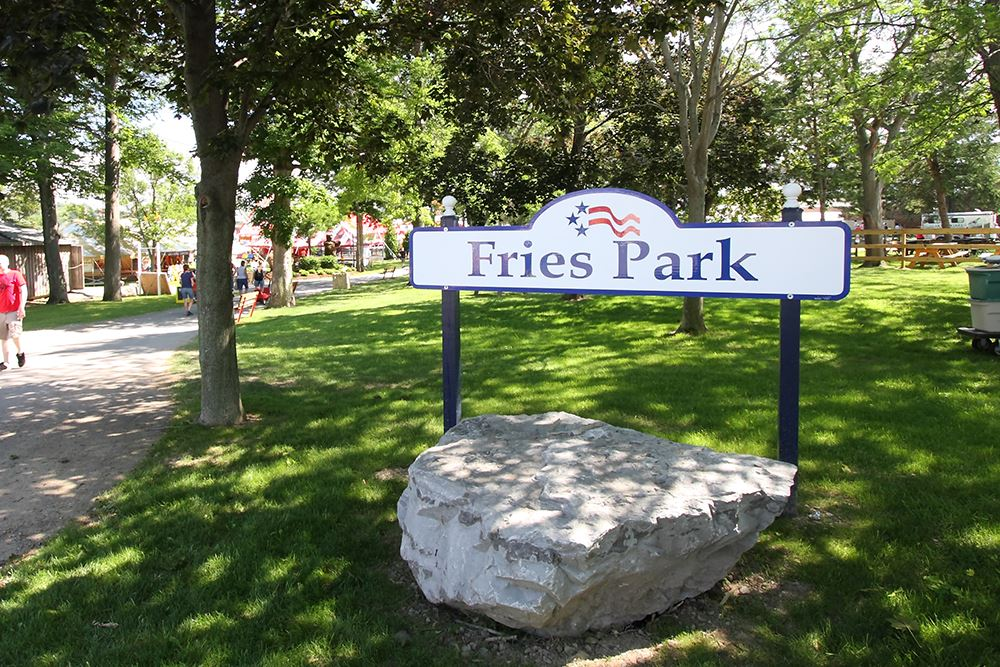 Photo of Fries Park