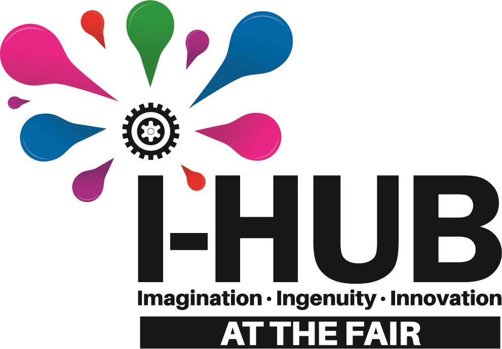 I-HUB at the Fair logo