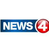 photo of the logo for news 4