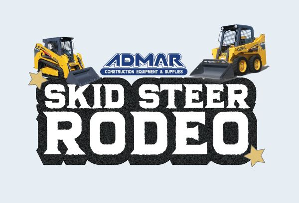 ADMAR's Skid Steer Rodeo Photo