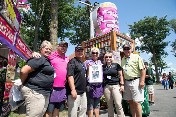 Photo of Taylor's Ice Tea Winners