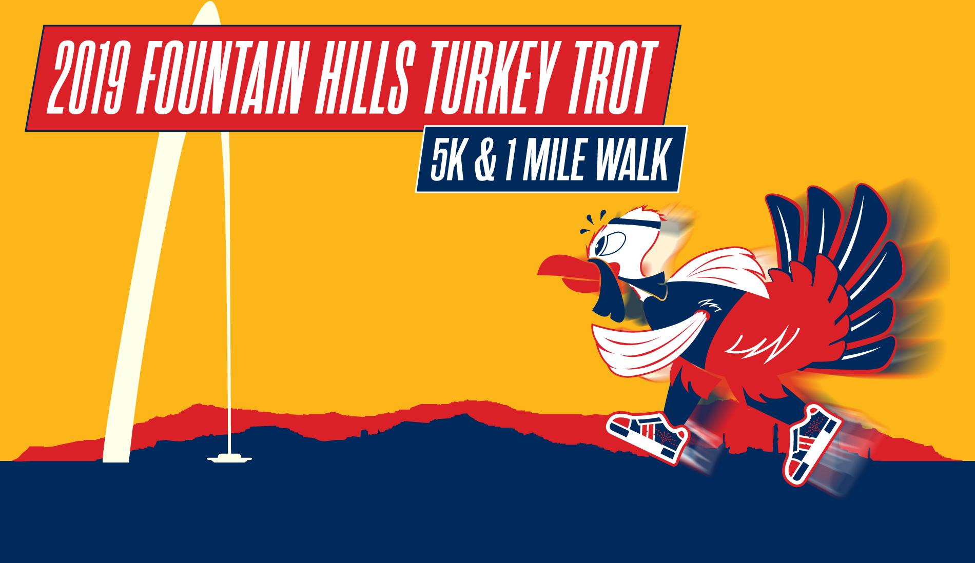 Fountain Hills Turkey Trot