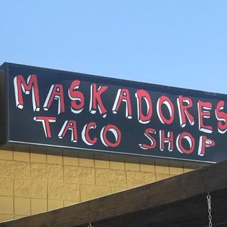 Maskadores Taco Shop