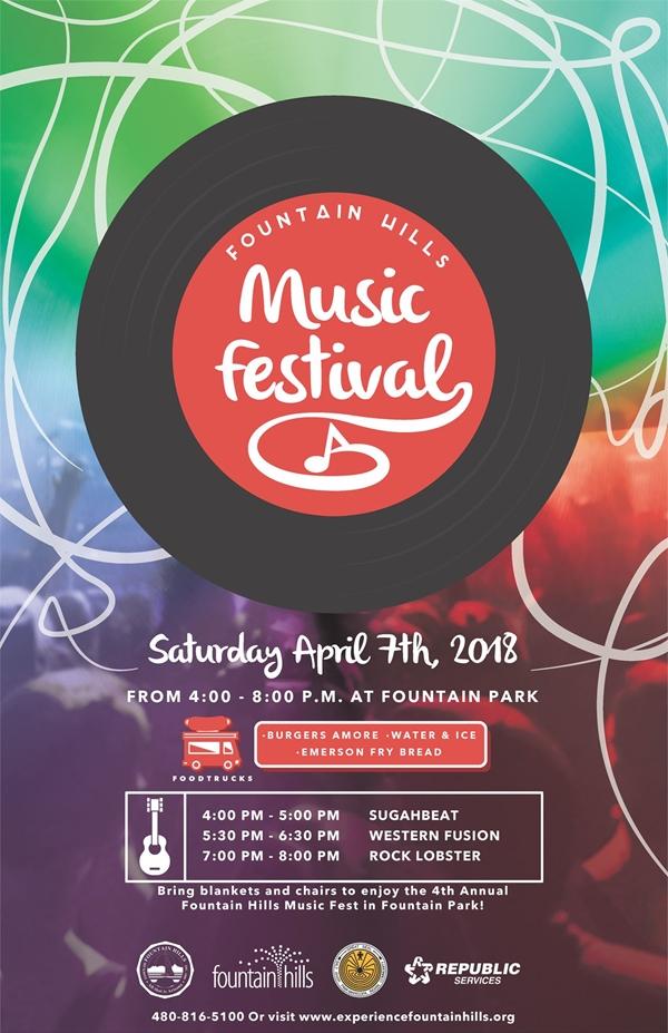Fountain Hills Music Fest - Fountain hills car show 2018