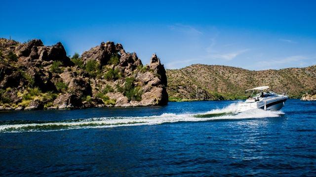 Saguaro Lake Tour