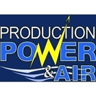 Production Power and air logo