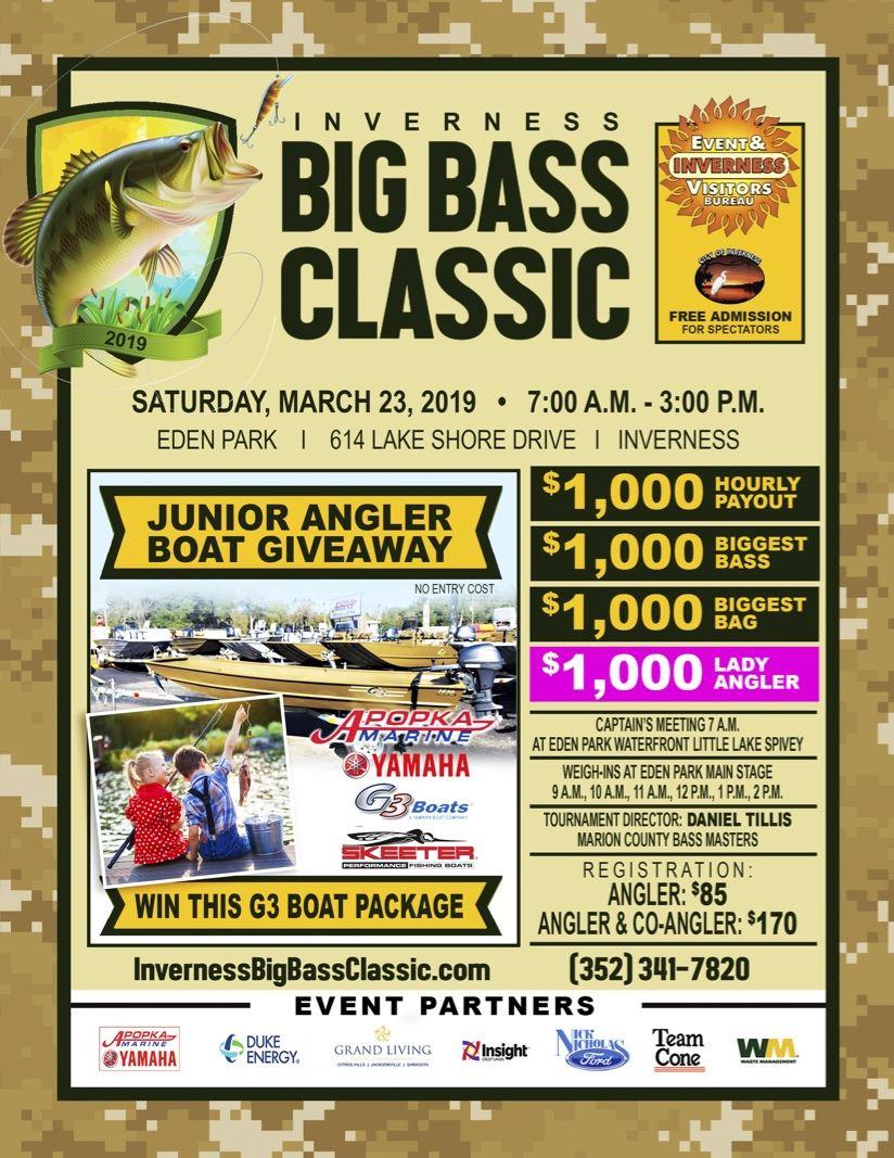 Inverness Big Bass Classic