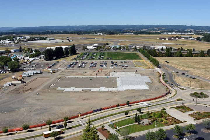 August of 2019 Event Center Project Newsletter