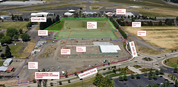 July 2019 Event Center Project Newsletter