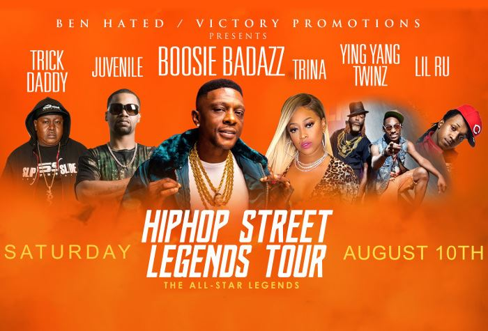Hip Hop Street Legends Tour