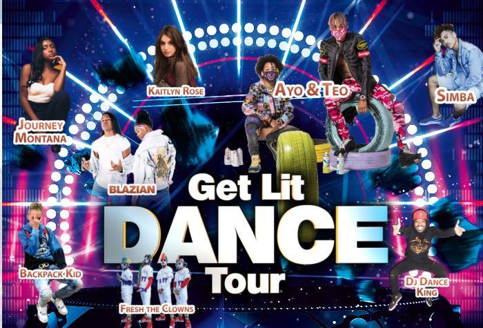 Get Lit Dance Tour