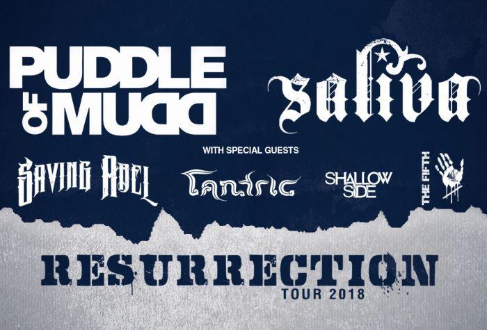 Resurrection Tour 2018