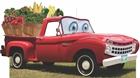Truck & Veggies Photo Opp