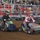 Lawn Mower Race