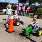 Children's Tractor Pull