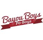 Bayou Boys Po-Boys