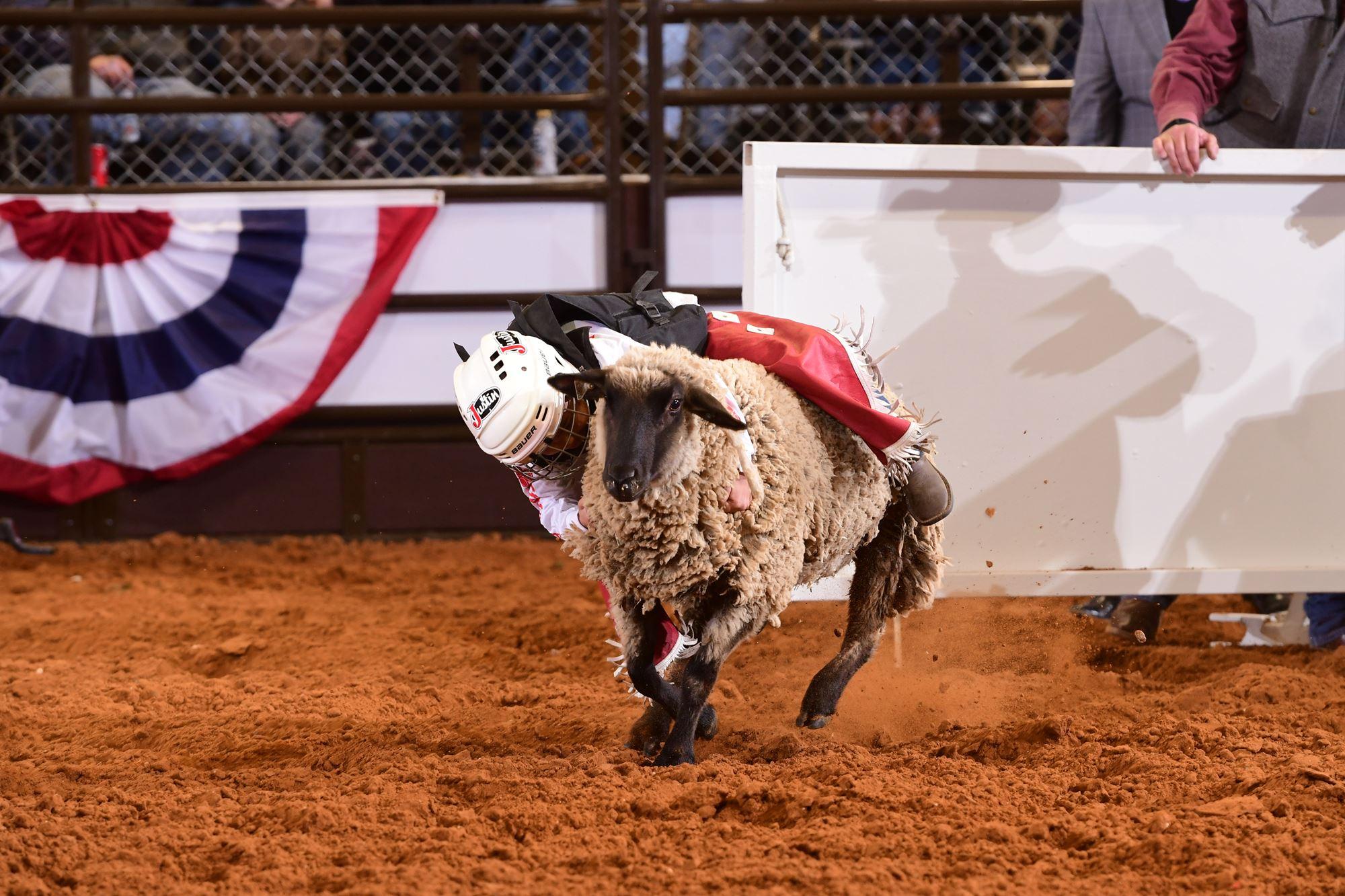 Ranch Rodeo - Jan. 17 - ENTRIES FULL