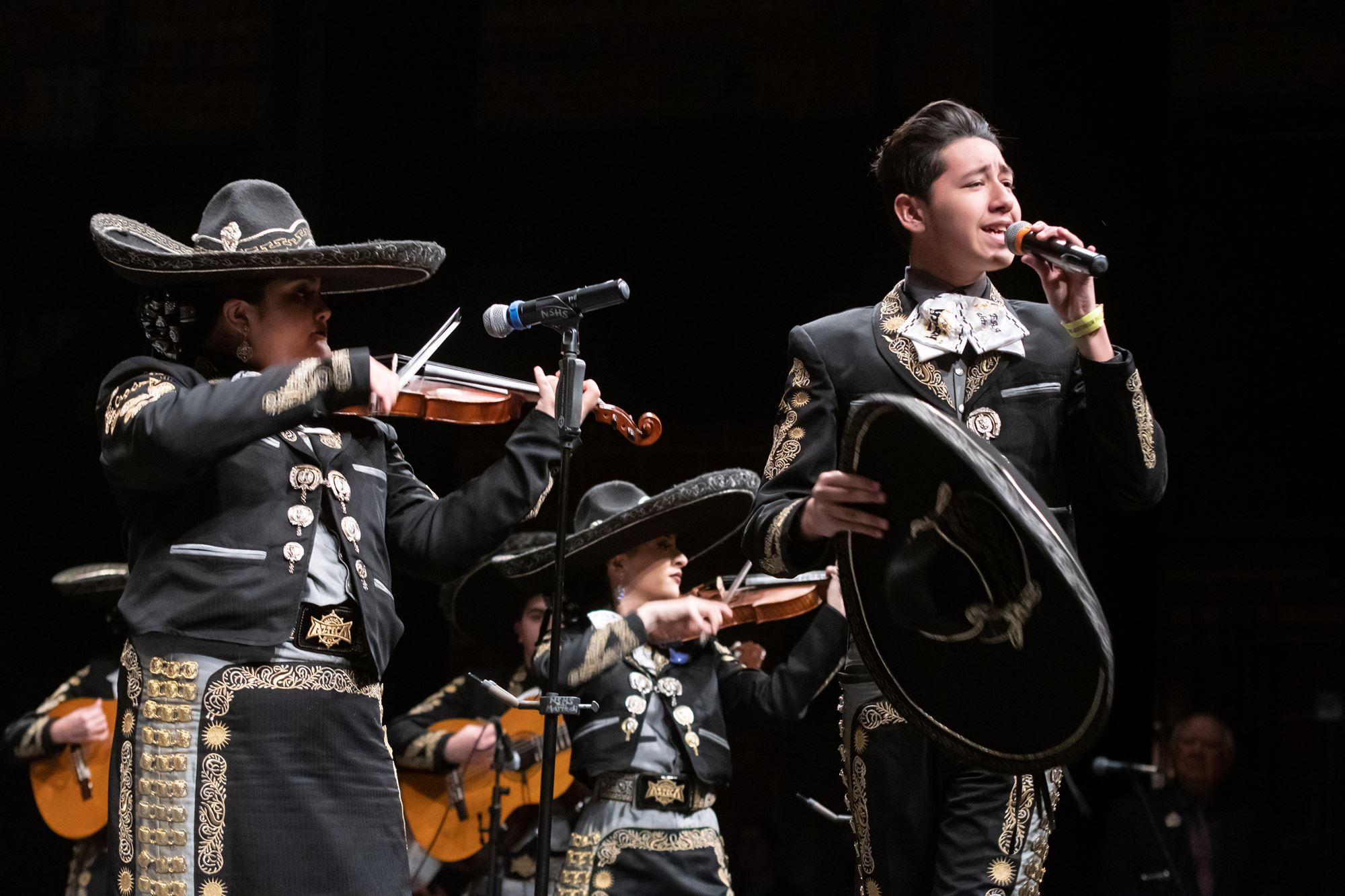 High School Mariachi Competition