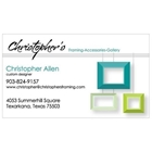 Christopher's Framing, Accessories, Gallery