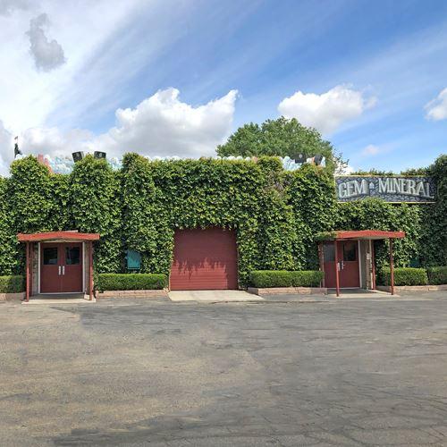 Gem & Mineral Building