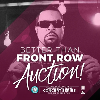 Ice Cube - Better Than Front Row Auction