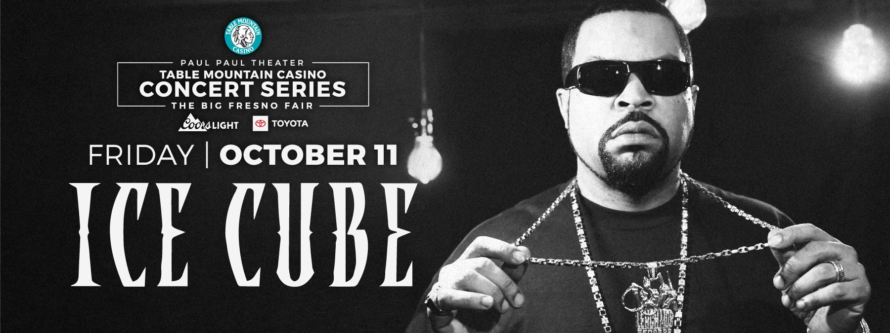 Ice Cube at the Big Fresno Fair October 11 2019
