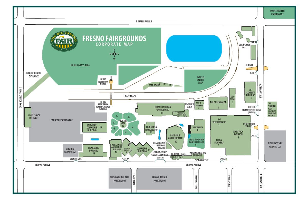 General Info | The Big Fresno Fair