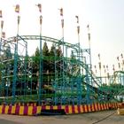 Ex-Scream Machine Coaster
