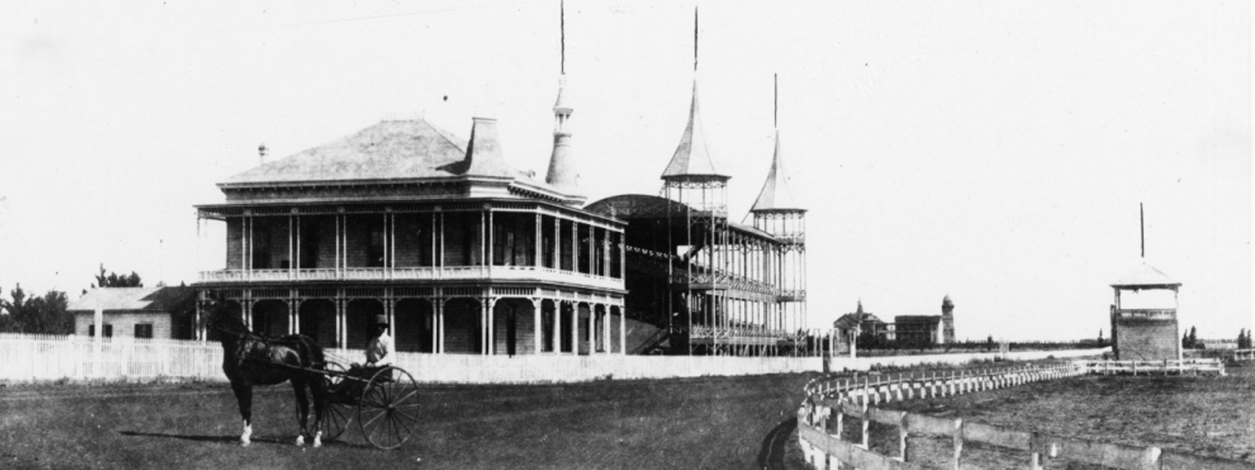 History of the Grandstand