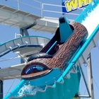 White Water Log Flume