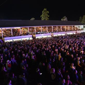 Fryeburg Fair Night Shows