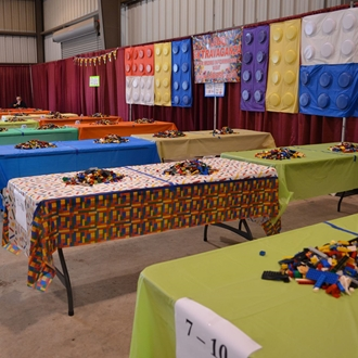 2019 - 4th Annual Lego Extravaganza