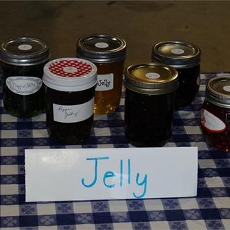 2012 Pies, Jams, & Jellies Contest