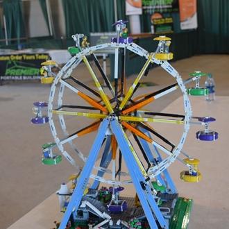 2016 - 1st Annual Lego Extravaganza