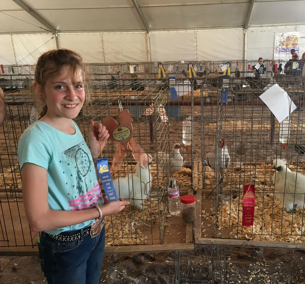 First poultry Show