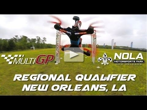 Video from a previous regional qualifier in New Orleans
