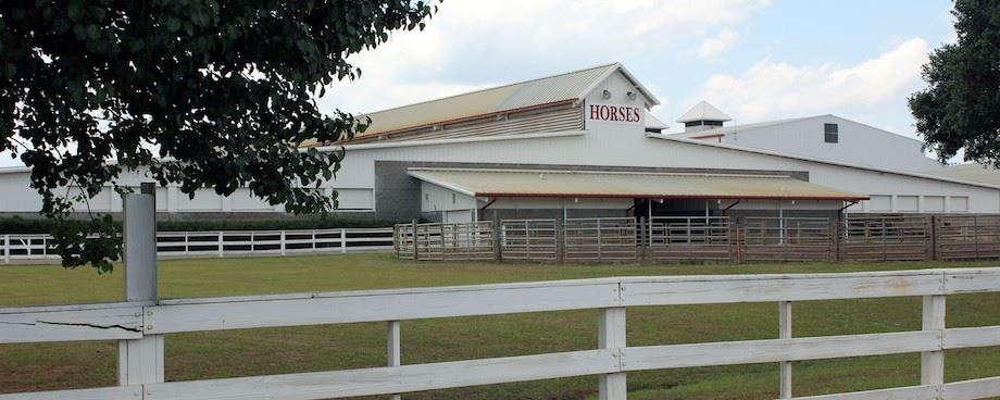 Horse Barn #1